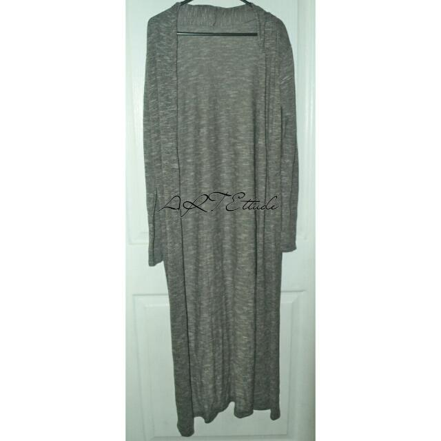 CARDIGAN-Ankle Lenght