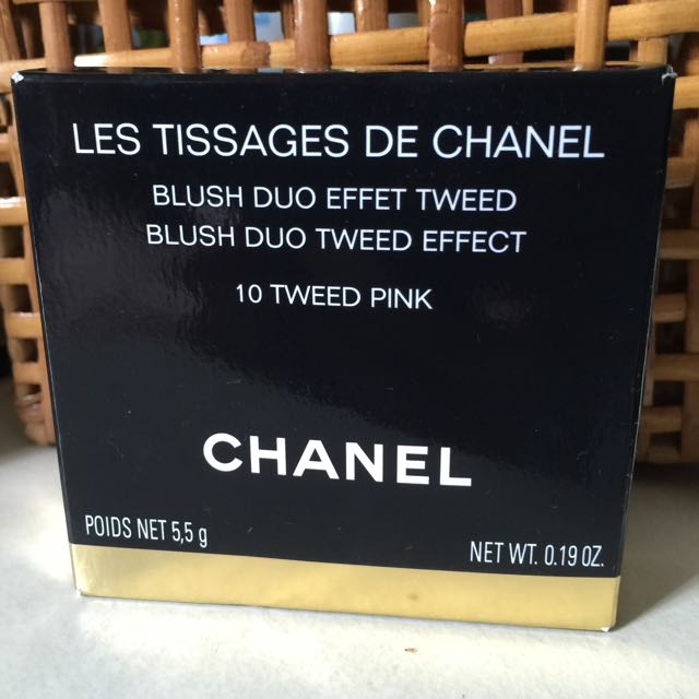 CHANEL BLUSH DUO 雙色胭脂