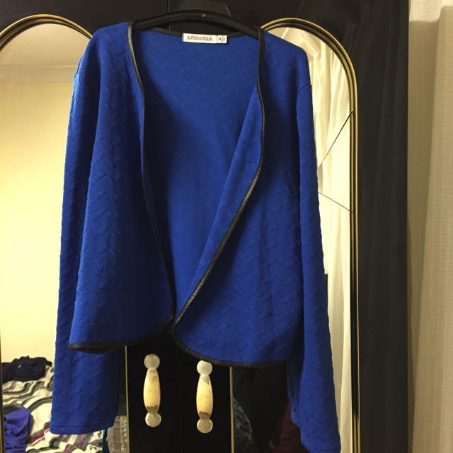 Dark Blue Blazer