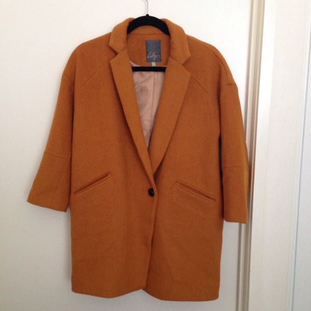 Oversized Winter Coat