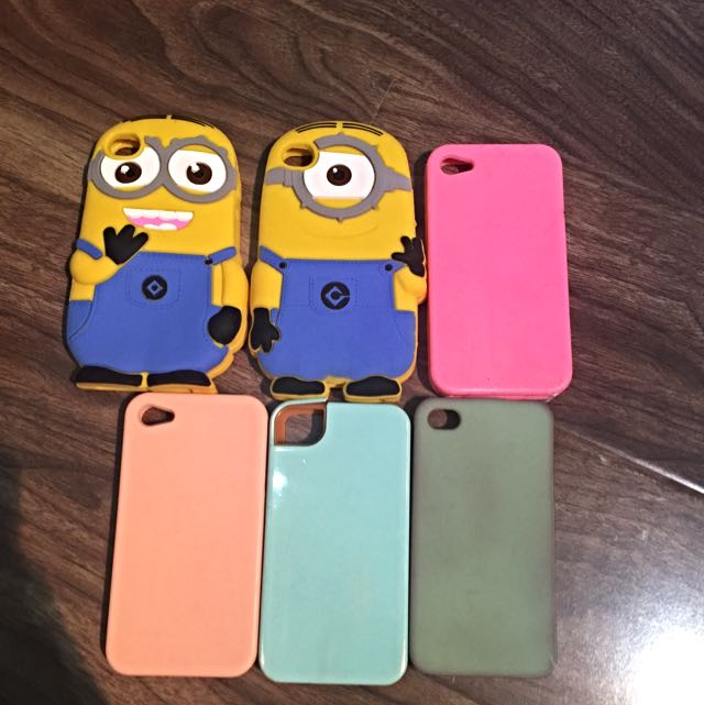 I Phone 4(s) Cases