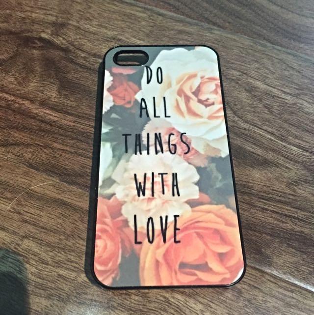 I Phone 5 S Case