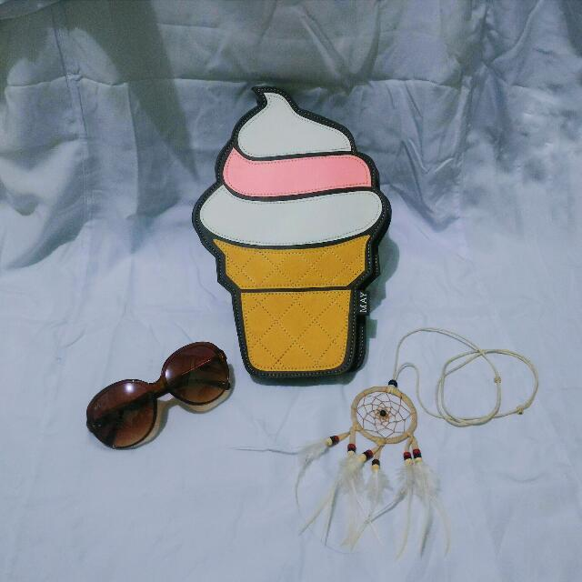 Icecream Sling Bag