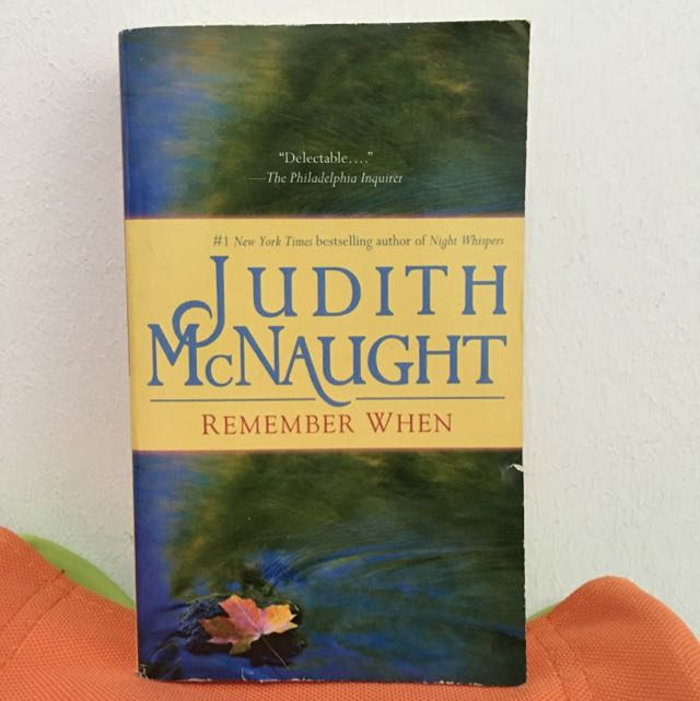 Judith Mcnaught's Remember When