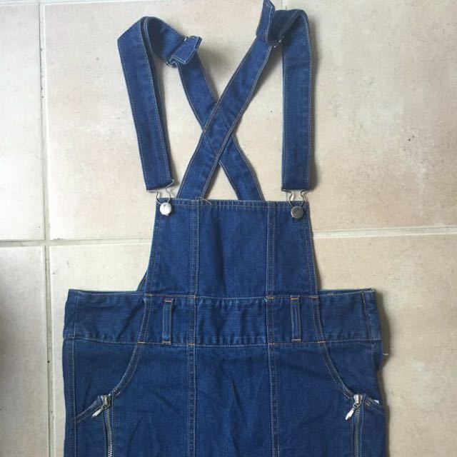 Ksubi Pinafore Made In Australia