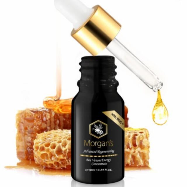Morgan's蜂王乳精油