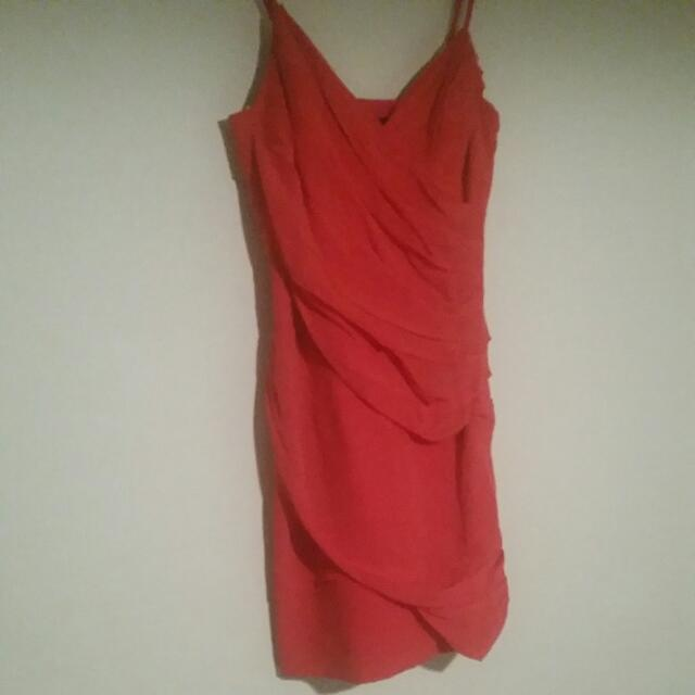 Red Wish Dress Size 10(small)