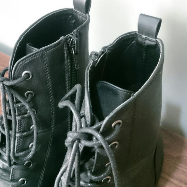 Rubi Combat Boots