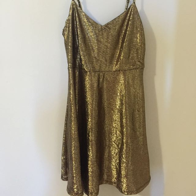 Glittery Party Dress