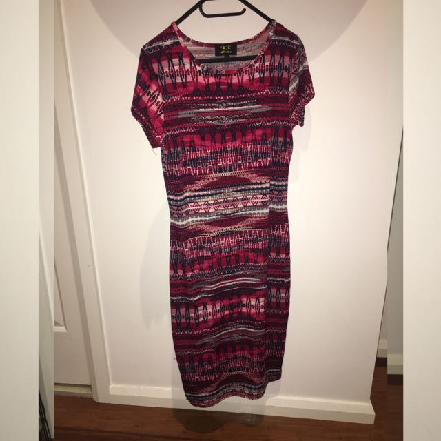 Size Large Ice Dress