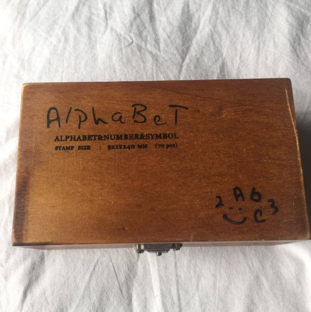 Stamp Set (70 Pieces)