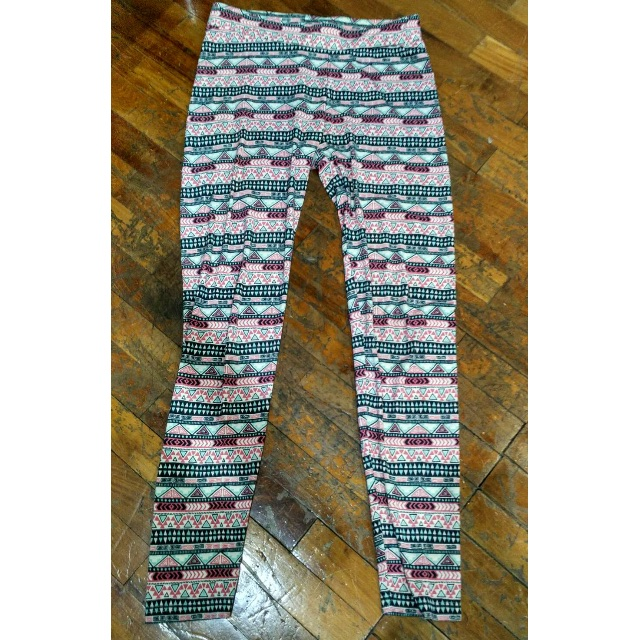 Stardivarius Tribal Legging