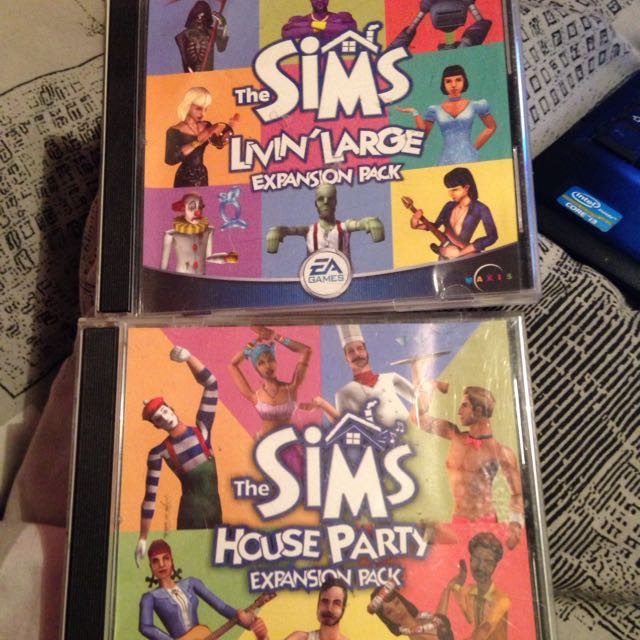 The Sims Expansion Packs