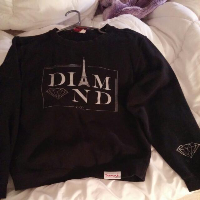 Xs Diamond Sweater