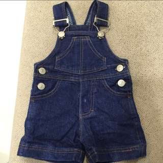 Baby Levi's Pinafore Jumpers Authentic 3 Mths, 6 Mths, 9 Mths