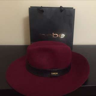 Bebe New With Tags Hat