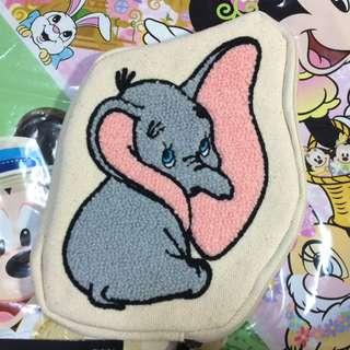 🎌日貨🎌 迪士尼 小飛象零錢布包