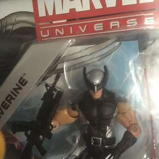 Marvel Universe X-force Wolverine Legends Select