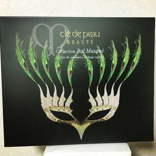 全新Clé de peau Collection Bal Masqué Eye Shadow & Mascara Set