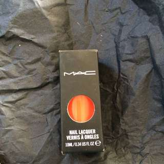 Mac Nailpolish