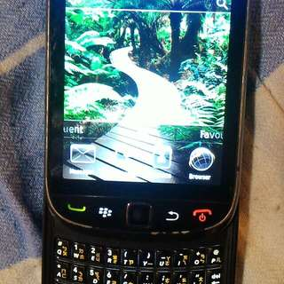Black Berry Torch 9800