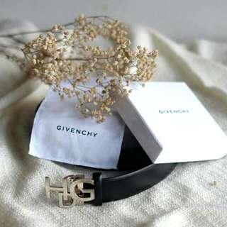 Hubert De Givenchy (HDG) BELT