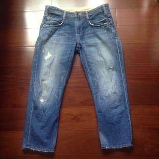 Brappears 小S代言男友褲/BF Jeans
