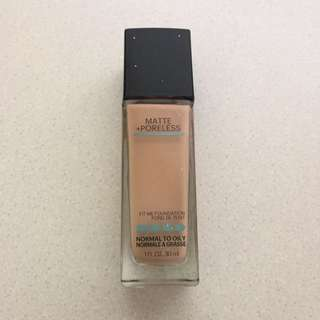 Maybelline Matte Foundation