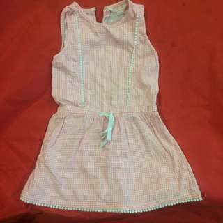 Country Road dress (12-18mths)