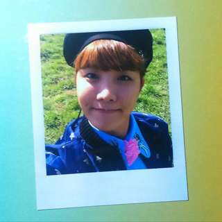 BTS Young Forever J-hope PC