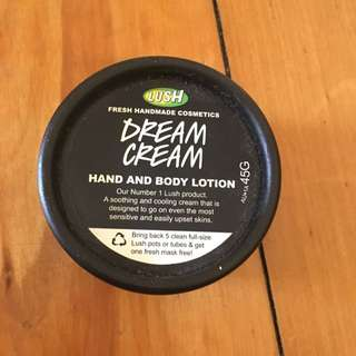Lush Dream Cream 45g