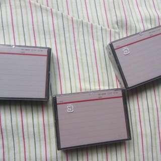 Sony Mini DV Cassette DVM60