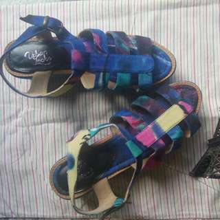 Platform Shoes Urban Looks Galaxy Size 37-38