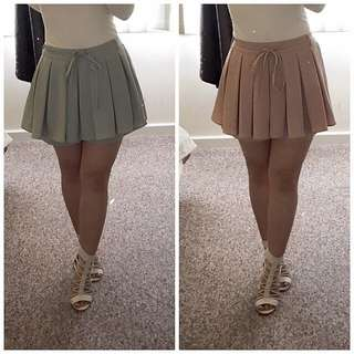 2 skirts from Japan