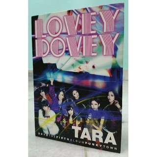 (RESERVED) T-ARA Mini Album Vol. 5 - Funky Town