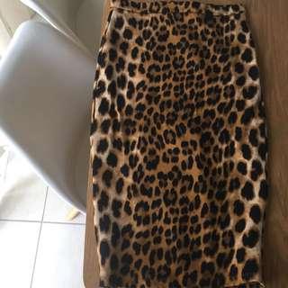 Bardot Midi Length Skirt