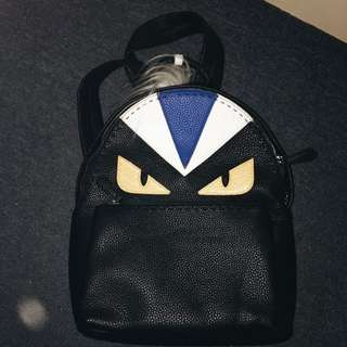 Fendi Inspired Backpack
