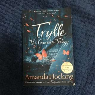 Trylle Trilogy In One (Amanda Hocking)