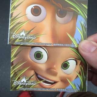 迪士尼成人一日票