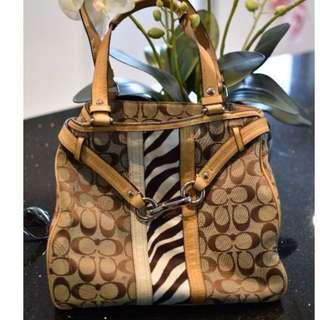 URGENT sale Authentic Coach hand bag