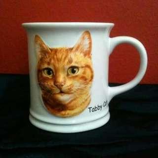 Mug Frieskies Tabby Cat