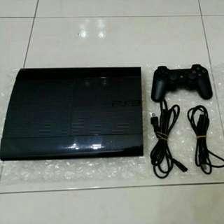 PS3遊戲主機