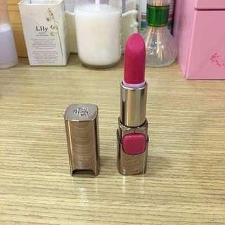 LOREAL 純色訂製唇膏 PR512