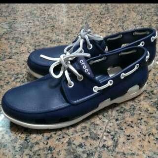 Crocs 帆船鞋 M8