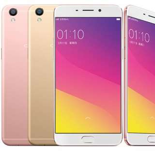OPPO R9 Rose Pink BN In Box