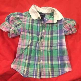 Ralph Lauren shirt (3y)