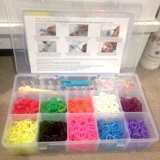 Rainbow Loom Bands