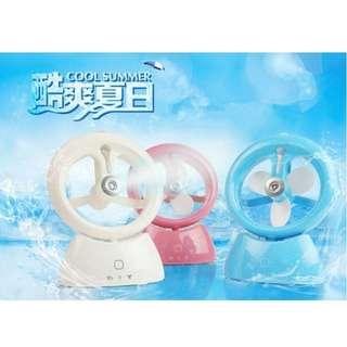 USB風扇/迷你扇/桌扇 加濕器