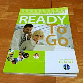 Ready To Go Student Book 2