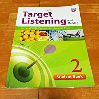 Target Listening 2 (with MP3)
